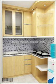 desain dapur minimalis 2x2 ruang dapur untuk rumah minimalis desain interior