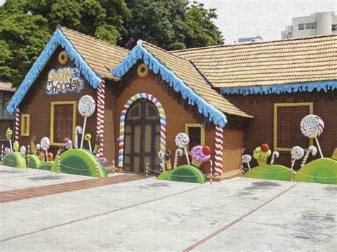 casas de chocolate fantasia la casita de chocolate