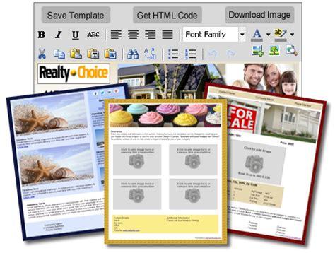 html newsletter maker craigslist ad maker html