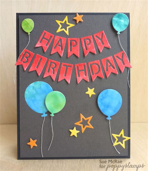 How To Make Handmade Cards For Birthday - birthday card free how to make a birthday card