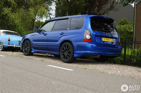purple subaru forester subaru forester sti 29 june 2012 autogespot