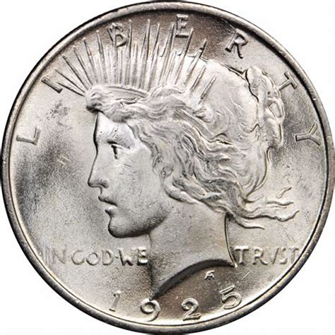 silver dollars buy peace silver dollars brilliant uncirculated silver