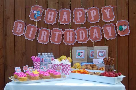 Sheriff Callie Decorations sheriff callie s west birthday ideas and
