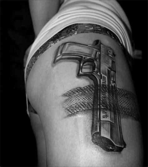 tattoo gun holster desert eagle tattoo guns hello pinterest pistols
