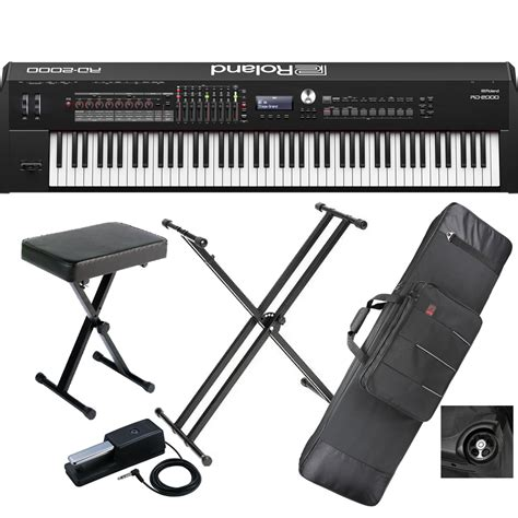 Keyboard Roland Rd 2000 new roland rd 2000 portable stage piano 88 weighted key