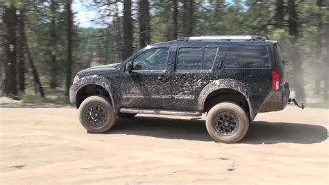 lifted nissan pathfinder r51 pathfinder offroad youtube