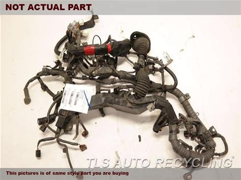 2008 Toyota Highlander Engine 2008 Toyota Highlander Engine Wire Harness Car Parts Tls