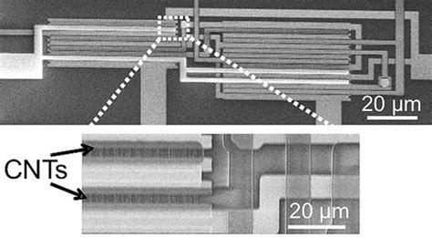 carbon nanotube electronics integrated circuits and systems designing circuits containing cnts for highly energy efficient computing