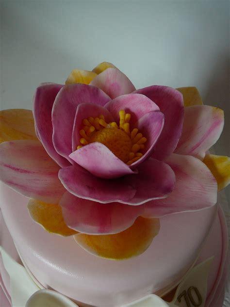 lotus flower zen cakecentralcom