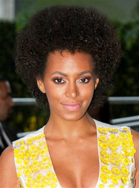 Solange Knowles Hairstyles by Hairstyles For Thick Hair Riot