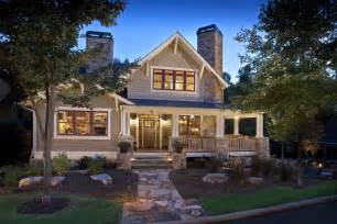 craftsman house plans with porches craftsman exterior of home with paint hung window