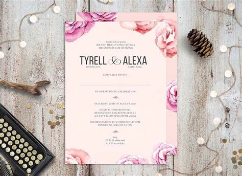 Wedding Card Printing Singapore by Wedding Invitation Cards In Singapore Printers To Order