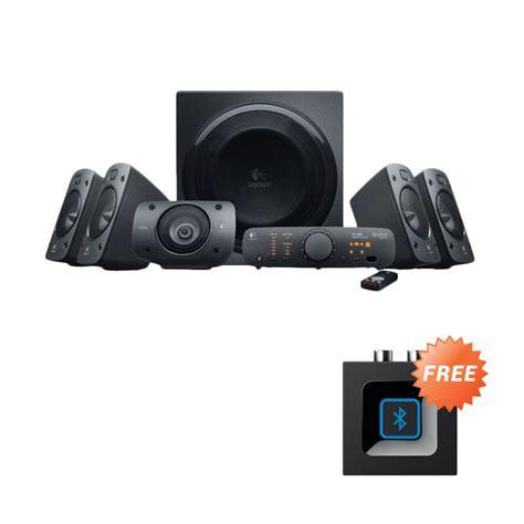 Speaker Logitech Z906 5 1 Speakers jual logitech thx surround sound z906 5 1 speaker 980