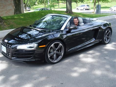 audi loaner car r8 spyder pics teamspeed
