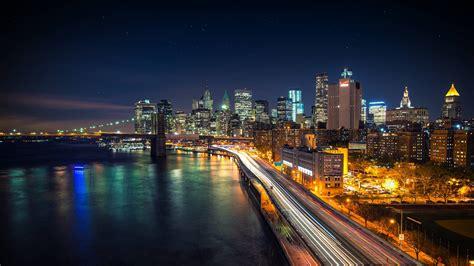 wallpaper city nighty city lights  animals