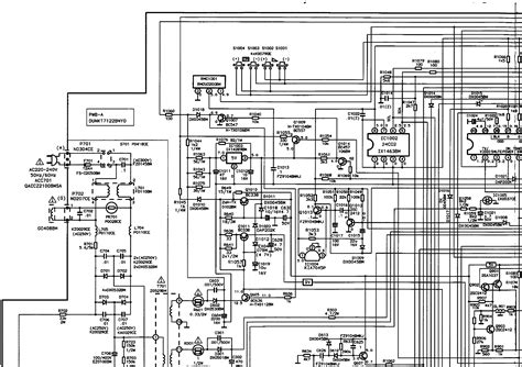 Sharp Television Free Schematic sharp dv5460sc tv d service manual schematics eeprom repair info for electronics experts