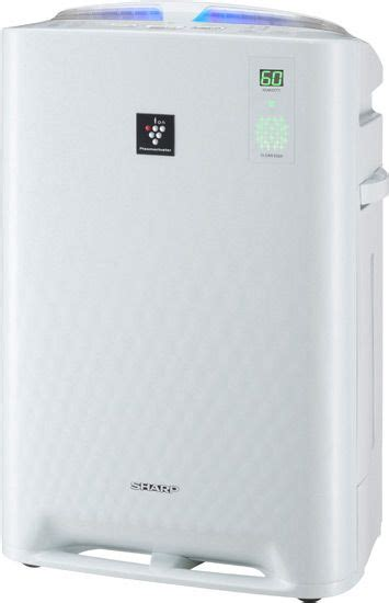 Sharp Air Purifier Kc D60y W Free Ongkir Jakarta Bekasi sharp kc a40sa w air purifier white price review and