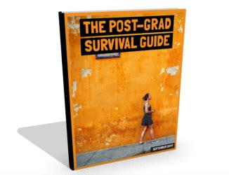 help my is a survival guide for of books the post grad survival guide medium