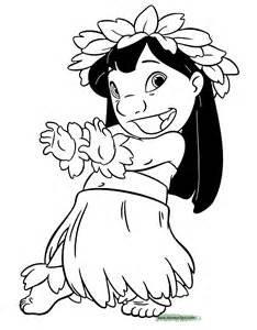lilo stitch printable coloring pages 2 disney coloring book