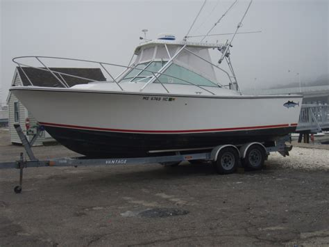 1991 24 northcoast 12 900 sold the hull truth - Cost Of North River Boats