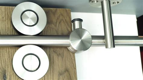 Soft Close Modern Barn Door Hardware Bartels Doors Bartels Barn Door Hardware