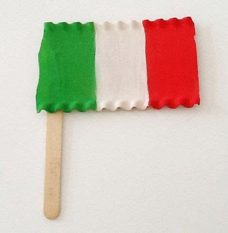 art project for italian christmas tradition italy let s explore easy italian flag craft my