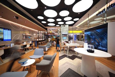 design help center dinfinite service center flagship store by whitespace