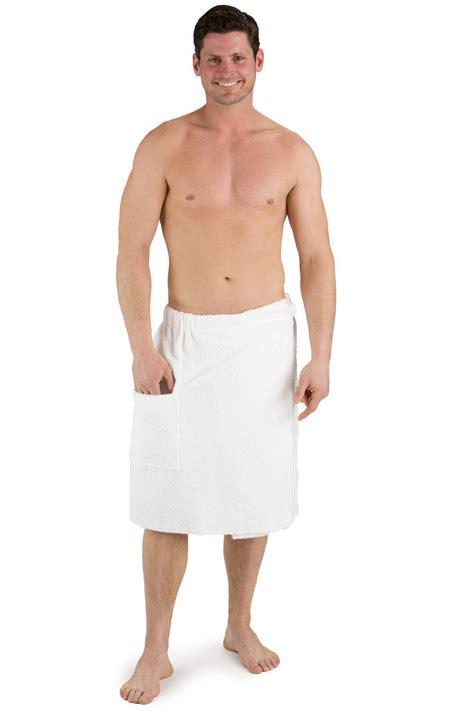 mens terry cloth shower shorts bath wraps mens towel wrap