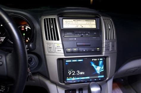 lexus rx300 radio replacement options for stereo replacement in 2006 rx400h clublexus