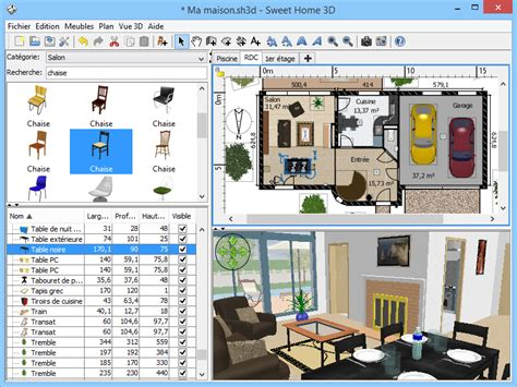 Home Design 3d Wiki | file sweethome3d 800x600 windows fr png wikimedia commons