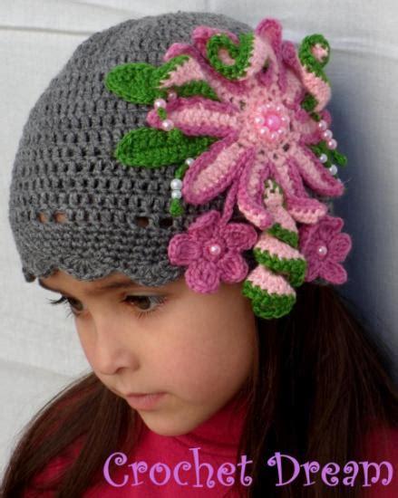 como hacer gorros a crochet para nina gorros para ni 241 as gorros tejidos