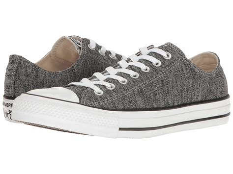 converse knit converse chuck 174 all 174 heathered knit ox at