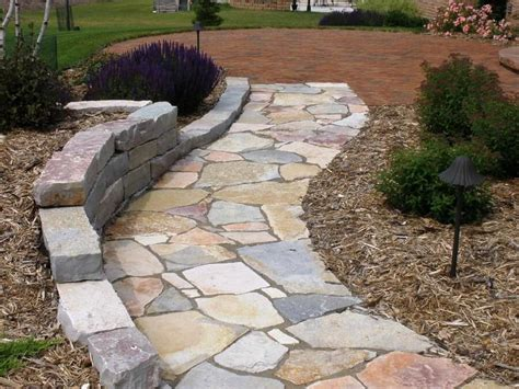 Patio Walkway Designs How To Build A Walkway Step By Step Guide