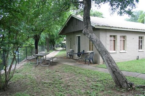 Schlitterbahn New Braunfels Cabins by View Of The Comal River From Our Yard Picture Of The