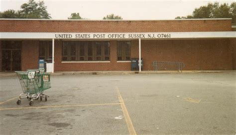 Sussex Post Office sussex nj post office photo picture image new jersey
