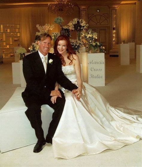Congrats To Marcia And Tom by Marcia Cross And Mahoney The Mahoney Clan