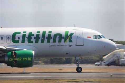 citilink banjarmasin citilink indonesia opens routes from semarang to palembang