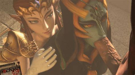 Pockyin Zelda Midna Bj Public Juicygif Com