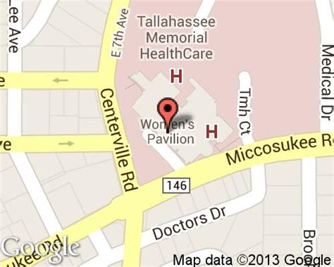 Tmh Emergency Room by Tallahassee Memorial Hospital