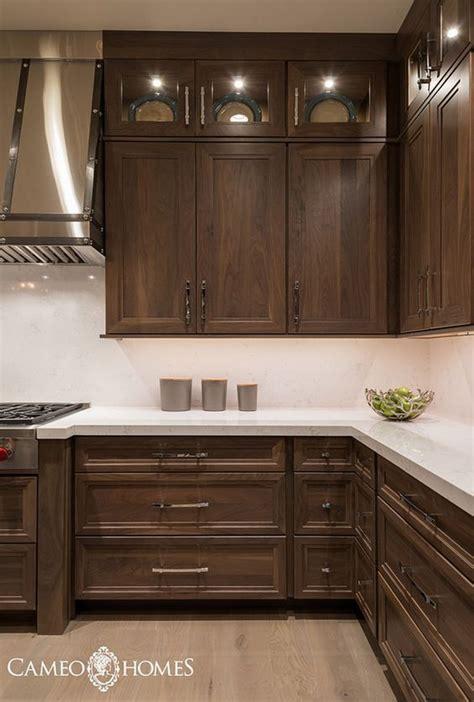 non wood kitchen cabinets best 25 walnut cabinets ideas on walnut