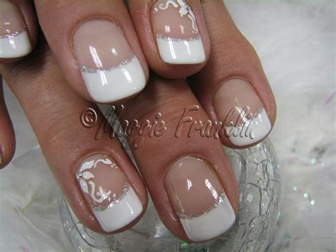 Acrylic nails french manicure picture the art of nailz a brief analogy
