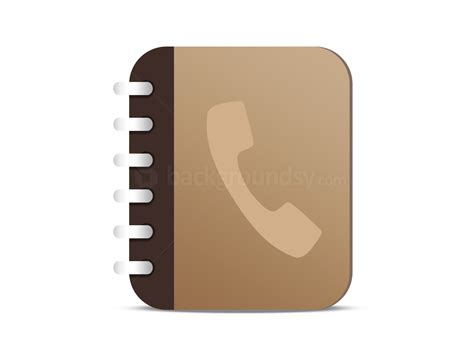 Phone Search Phone Book Contacts Psd Backgroundsy
