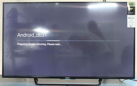 Tv Android Lg how to get setup sony bravia 4k android tv screen mirroring with the lg nexus 5 gtrusted