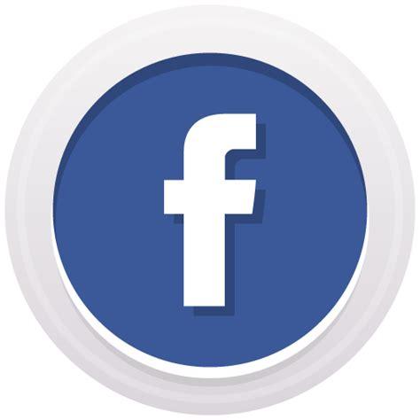 imagenes en png de facebook icono facebook gratis de round high quality social media
