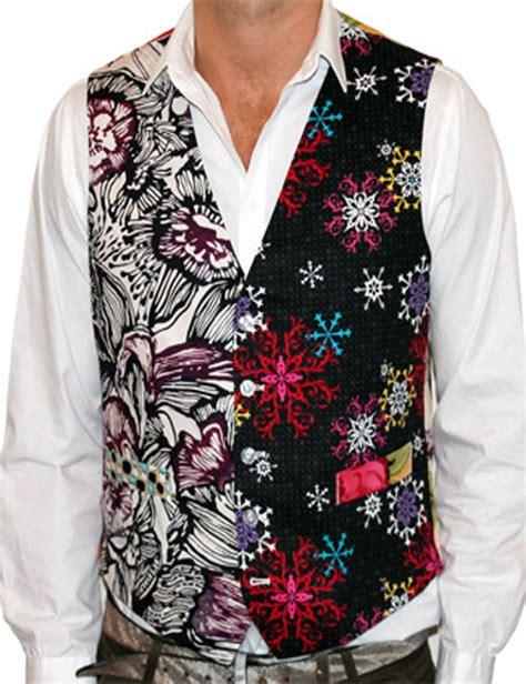 Stylefoul Fashion Lies by Foul Fashion Second Style Weste Bunt Foul Fashion Foul