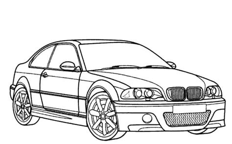 coloring pages of bmw cars bmw car m3 type coloring pages best place to color