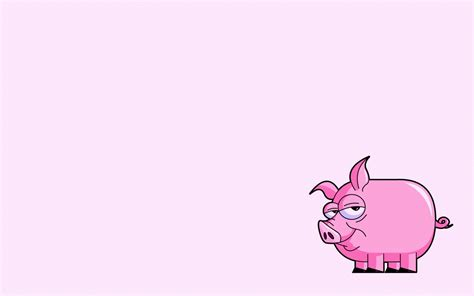 wallpaper cartoon pig cool wallpapers wallpapers desktop wallpapers