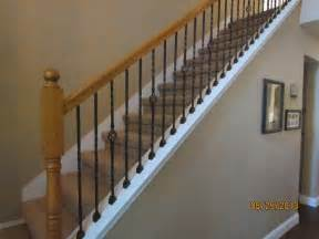 Iron Stair Spindles by High Quality Powder Coated Iron Balusters