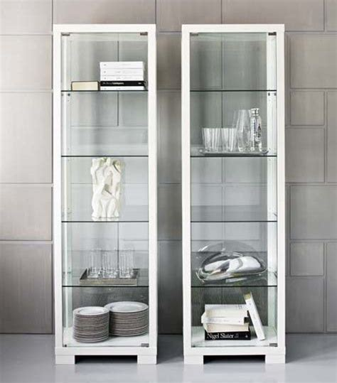 25 best ideas about glass display cabinets on
