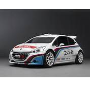 Meeke Bouffier And Breen Tested Peugeot 208 T16 On The